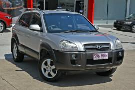 Hyundai Tucson Elite JM
