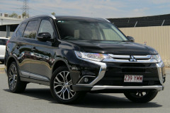Mitsubishi Outlander LS 4WD Safety Pack ZK MY17