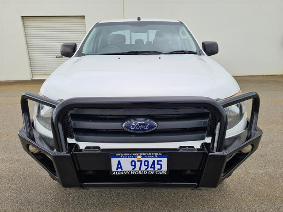 2014 Ford Ranger PX XL Utility - dual cab Image 15