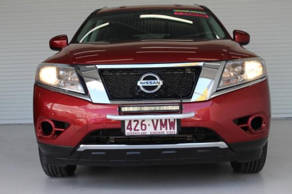 2014 Nissan Pathfinder R52 MY14 ST Suv Image 3