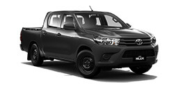 WorkMate 4x2 Double-Cab Pick-Up