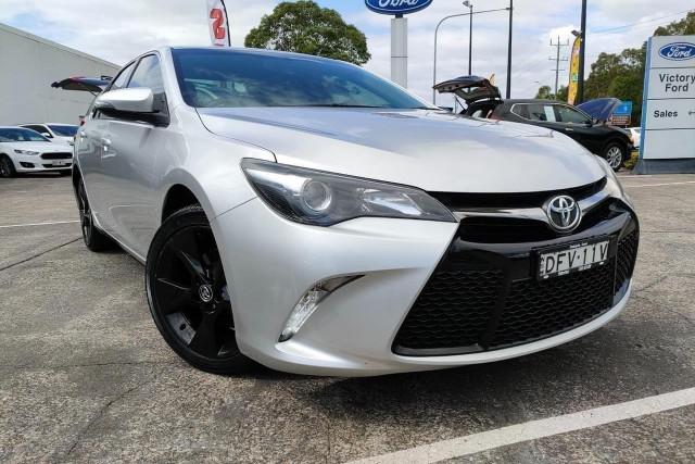 2015 Toyota Camry SX