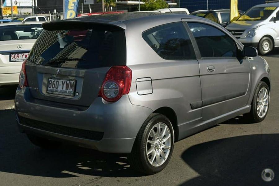 2008 MY09 Holden Barina TK MY09 Hatchback