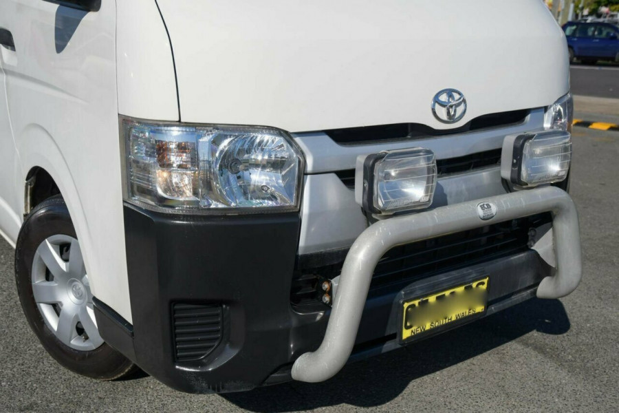 2015 Toyota HiAce KDH201R LWB Van