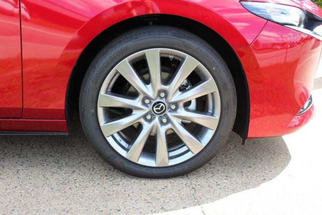 2019 Mazda 3 BP G20 Touring Sedan Sedan Image 5