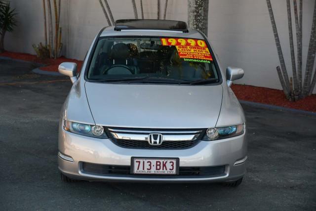 2007 Honda Odyssey 3rd Gen MY07 Luxury Wagon Image 3