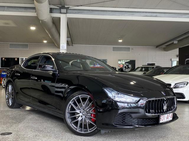 2016 Maserati Ghibli M157 MY16 S Sedan Image 1