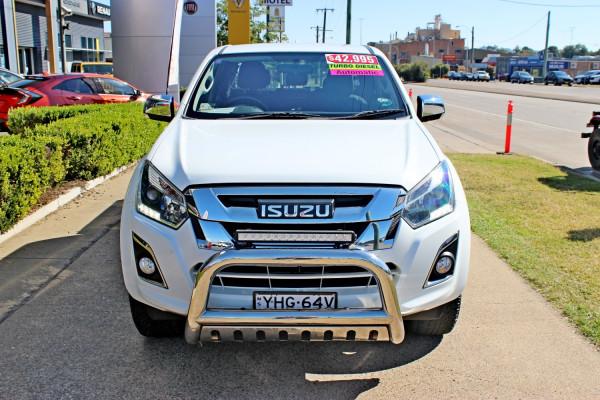 2017 Isuzu Ute D-MAX LS-U Utility - dual cab