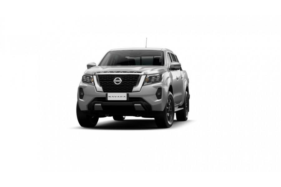 2021 Nissan Navara D23 Dual Cab ST-X Pick Up 4x4 Utility crew cab