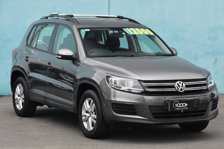 2011 MY12 Volkswagen Tiguan 5N MY12 103TDI Suv