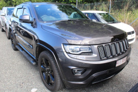 Chrysler Grand Cherokee Blackhawk WK