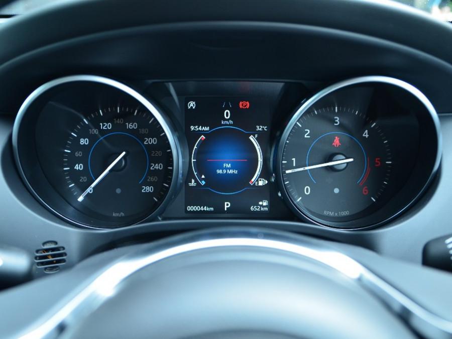 2017 MY18 Jaguar F-PACE X761 Prestige Wagon