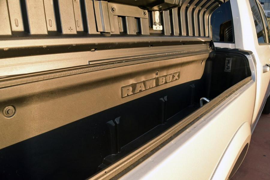 2018 Ram 1500 Laramie Rambox Utility crew cab Mobile Image 13