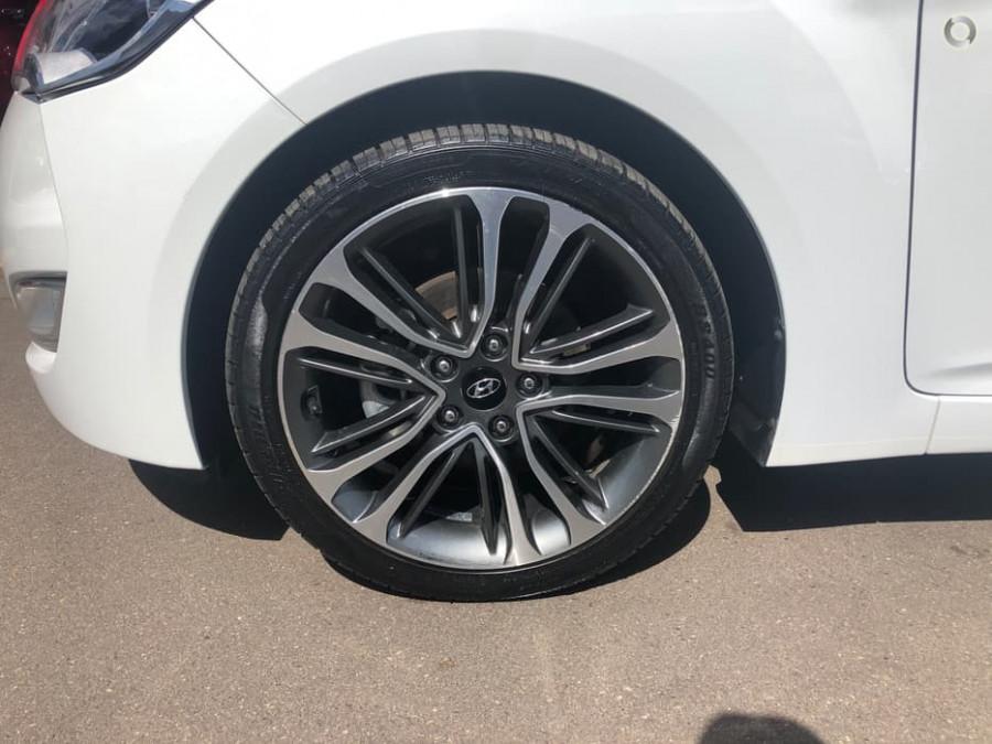 2016 Hyundai Veloster FS4 Series II Hatchback