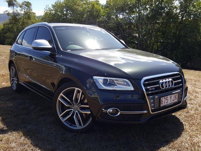 Audi Sq5 TDI 8R