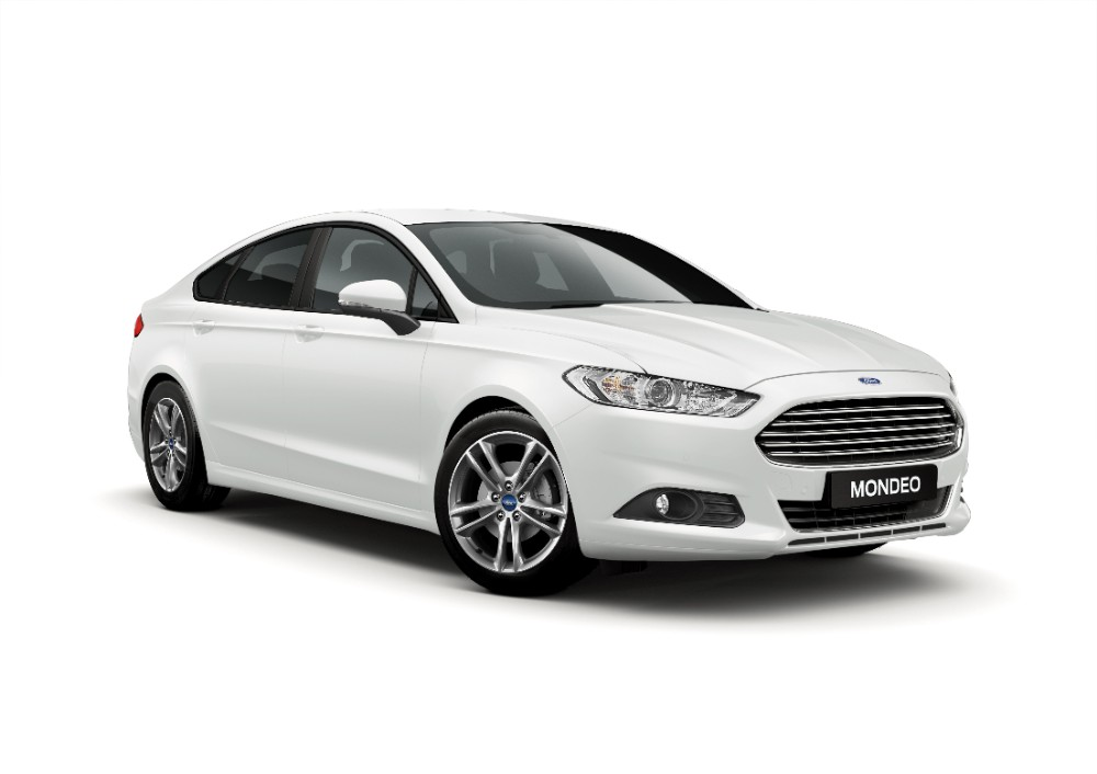 2019 Ford Mondeo MD Ambiente Hatch Sedan