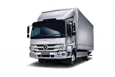 New Mercedes-Benz Trucks Atego