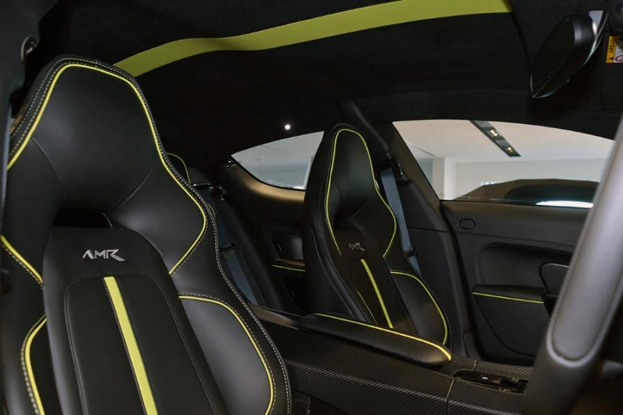 2019 Aston martin Rapide AMR 6.0L V12 8Spd Auto Sedan Mobile Image 16