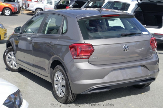 2018 Volkswagen Polo AW Trendline Hatchback