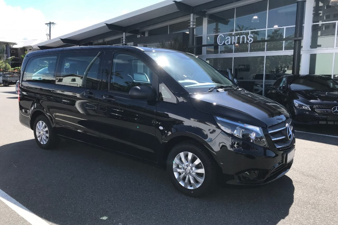 Demo 2018 Mercedes Benz Vito 407640 Cairns Trinity Auto Group
