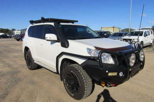 2012 Toyota Landcruiser Prado KDJ150R GXL Suv Image 2