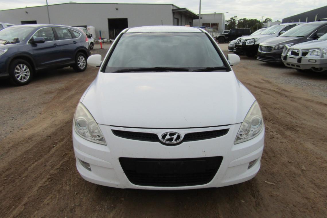 2008 Hyundai I30 FD SLX Hatchback