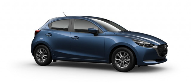 2021 MY20 Mazda 2 DJ Series G15 Pure Hatchback Mobile Image 8