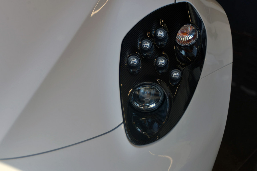 2018 MY17 Alfa Romeo 4C Series 1 Coupe Coupe Mobile Image 8
