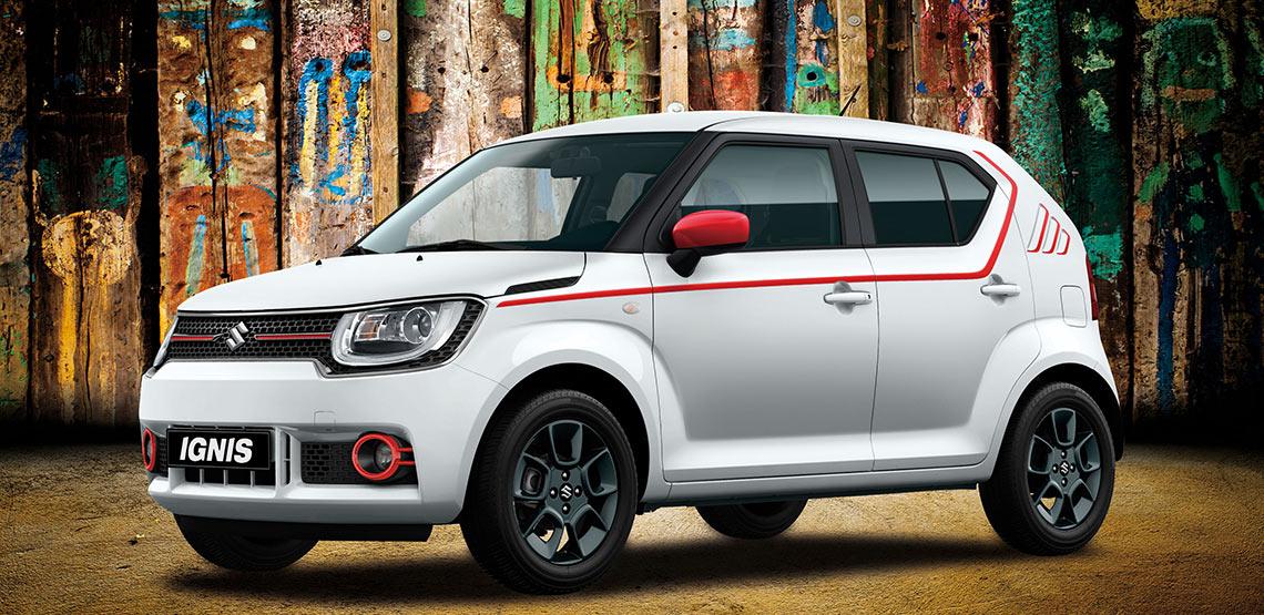 Suzuki launches the ultimate SUV-styled escape capsule - Ignis