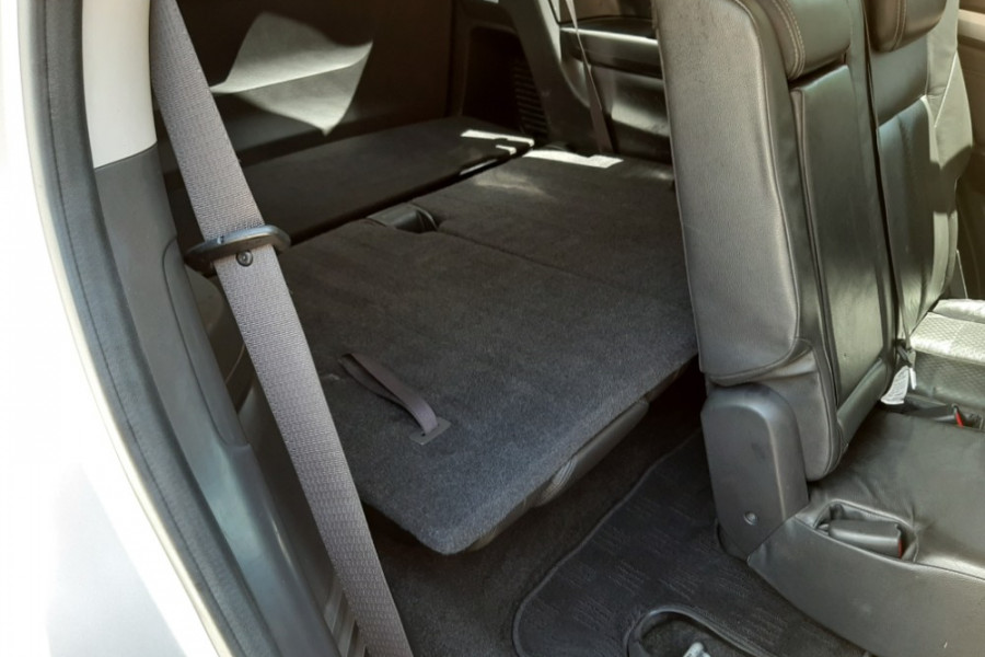 2013 MY14 Isuzu Ute MU-X LS-T Wagon