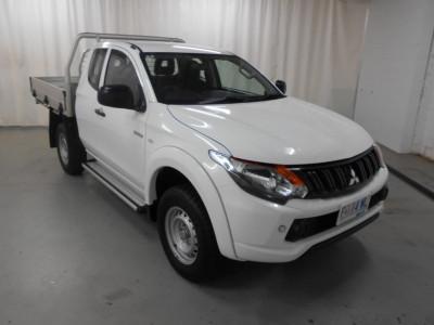 Mitsubishi Triton GLX MQ Turbo