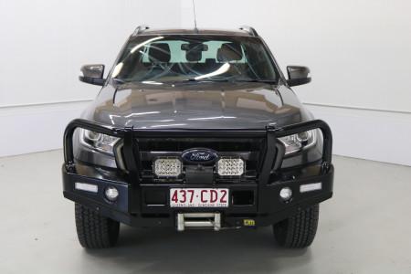 2018 Ford Ranger PX MKII 2018.00MY WILDTRAK Utility Image 2