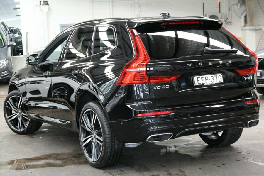 2019 MY20 Volvo XC60 UZ T6 R-Design Suv Mobile Image 3