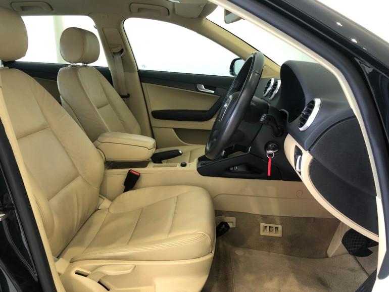 2010 Audi A3 8P Turbo TFSI Hatchback Image 11