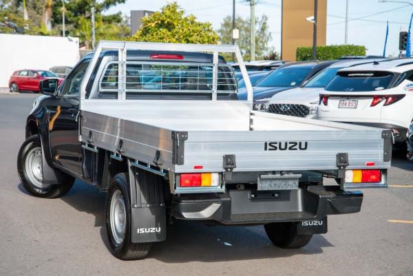 2020 MY21 Isuzu UTE D-MAX RG SX 4x2 Crew Cab Ute Cab chassis Image 4