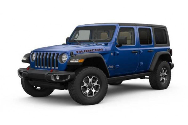 Jeep Wrangler Rubicon Unlimited JL