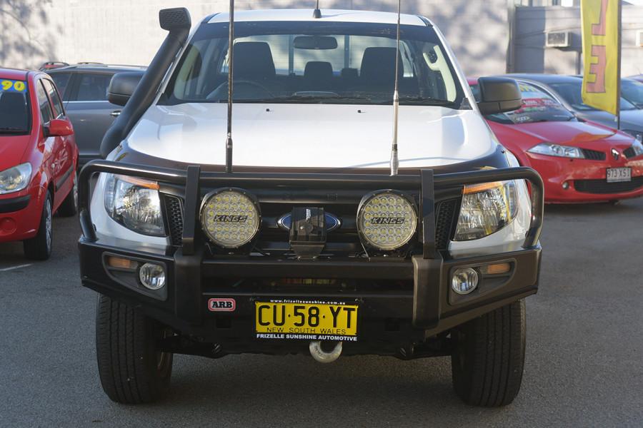 2015 Ford Ranger PX XLS Utility Mobile Image 2