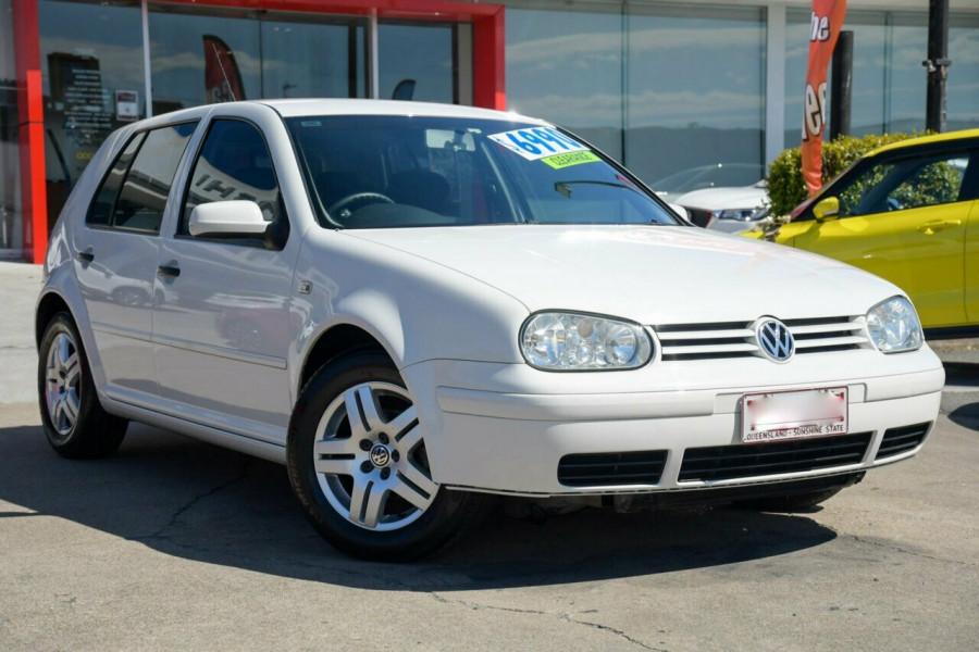 2003 Volkswagen Golf 4th Gen MY03 Generation Hatchback