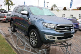 2019 MY19.75 Ford Everest UA II 2019.75MY Titanium Suv