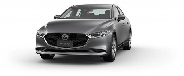 2021 Mazda 3 BP G20 Evolve Sedan Sedan Mobile Image 3