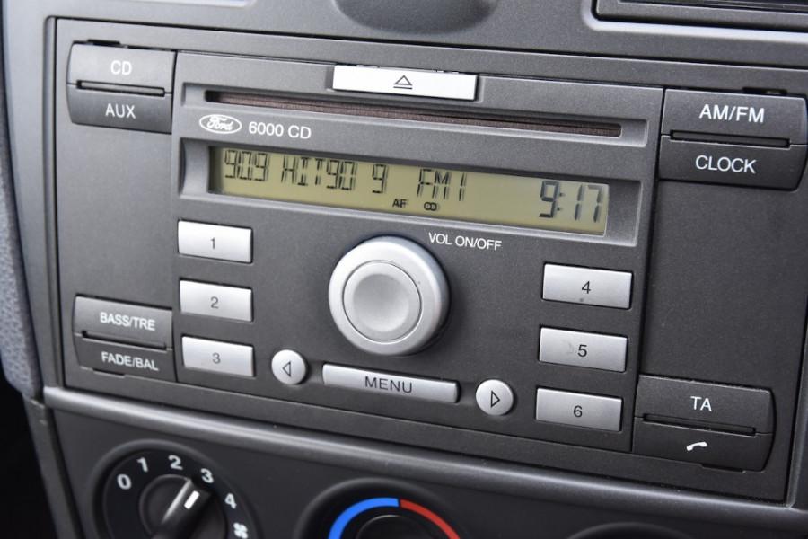 2006 Ford Fiesta WQ LX Hatchback Image 14