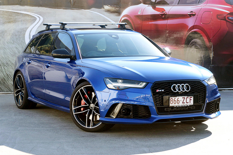 2014 MY15 Audi Rs6 4G MY15 A Wagon