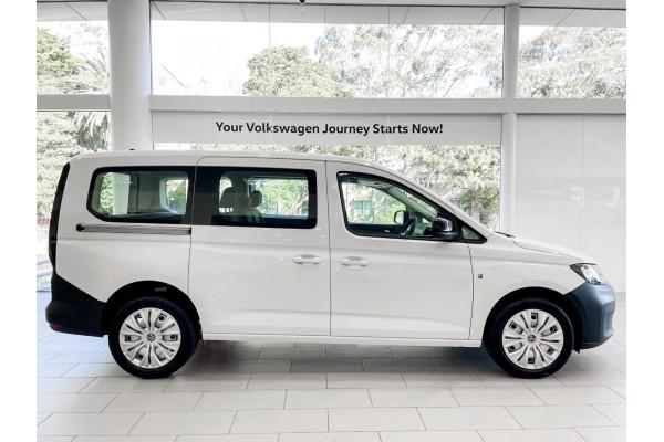 2021 Volkswagen Caddy 5 Caddy Wagon Image 3