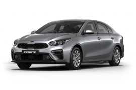 Kia Cerato Sedan S with Safety Pack BD