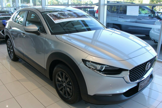 2020 Mazda CX-30 DM Series G20 Pure Wagon