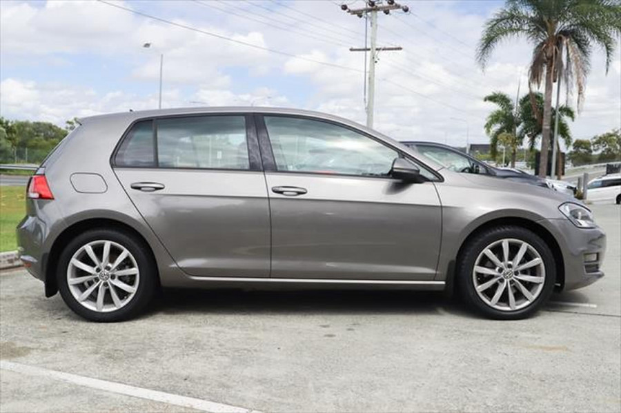 2015 Volkswagen Golf 7 MY15 110TDI Highline Hatchback Image 6