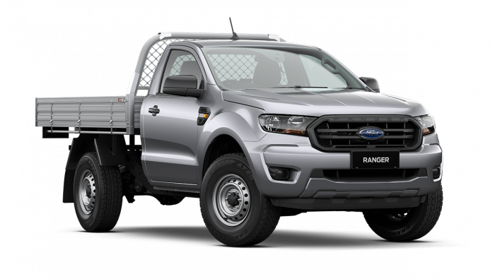 2020 MY20.75 Ford Ranger PX MkIII XL Hi-Rider Single Cab Chassis Utility image 1