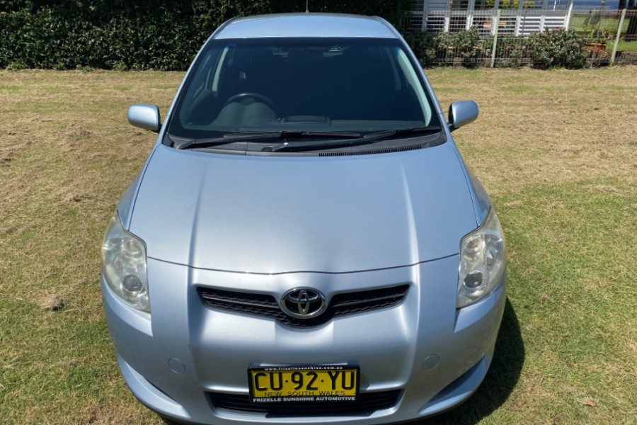 2008 Toyota Corolla ZRE152R Ascent Hatch Image 9