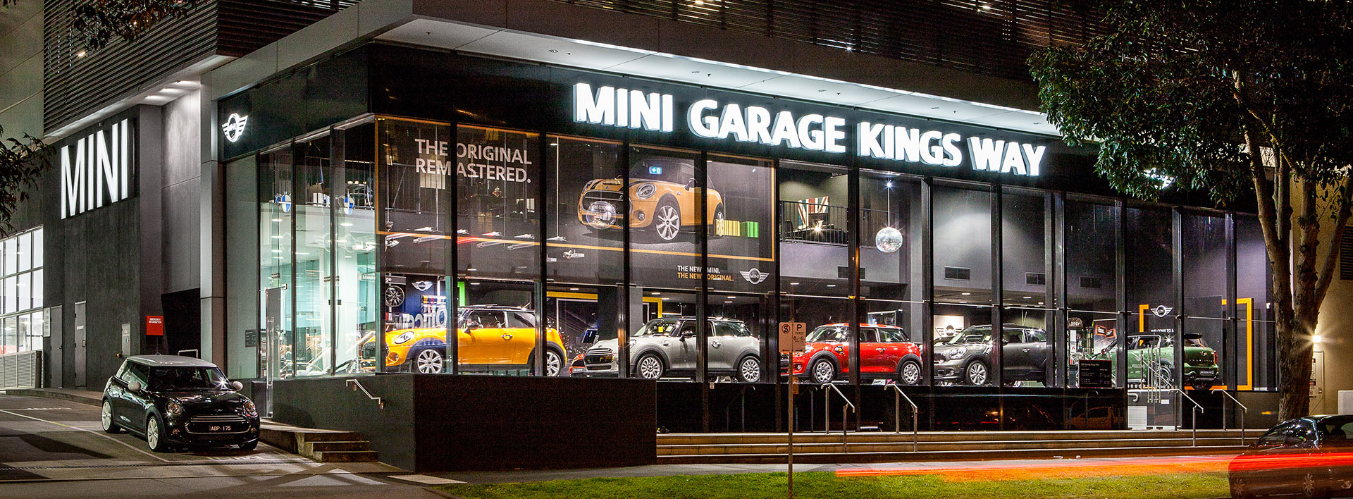 Melbourne MINI Garage