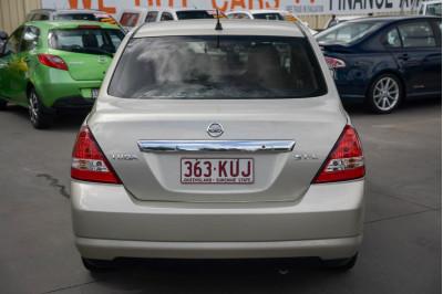 2008 Nissan Tiida C11 MY07 ST-L Sedan Image 5